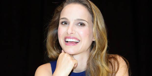 Natalie Portman soulagée de quitter la France - La DH