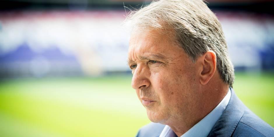 """Van Holsbeeck: """"Cette poule me semble dans nos cordes"""""""