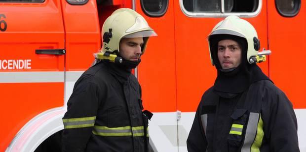 Un gigantesque incendie a ravagé plusieurs magasins à Tournai - La DH