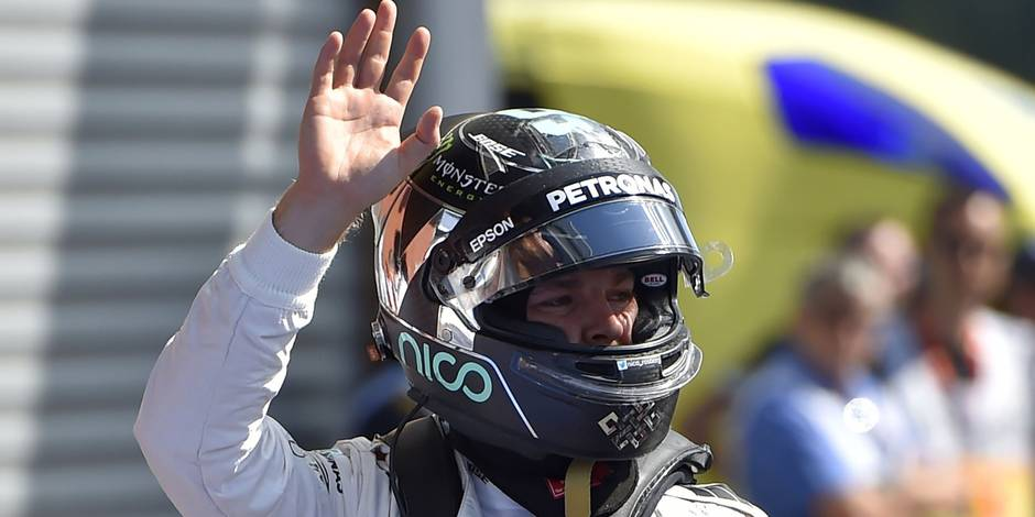 GP de Belgique: le pronostic d'Olivier de Wilde