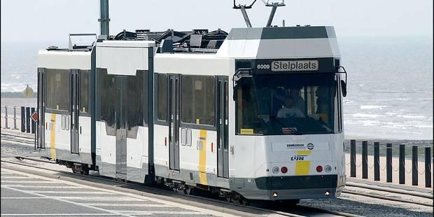 Un homme grièvement blessé après un accident avec un tram à Knokke-Heist - La DH