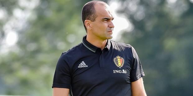 """Roberto Martinez: """"Je veux être impressionné"""" - La DH"""
