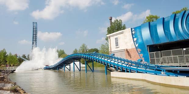 Beau bulletin d'été pour nos parcs de loisirs - La DH