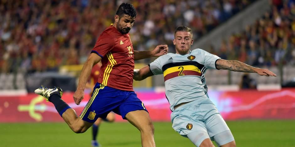 Les graves accusations de Diego Costa contre la presse espagnole