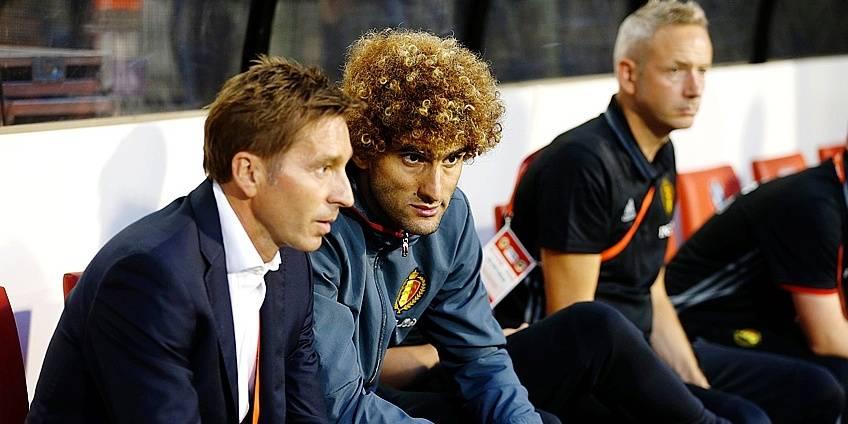 Belgium v Spain : FIFA international friendly
