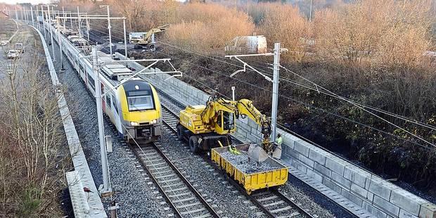 SNCB: Couacs et galère attendent les navetteurs entre Namur et Bruxelles - La DH