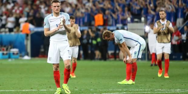 Mondial 2018: l'Angleterre se remettra-t-elle de son élimination honteuse à l'Euro? - La DH