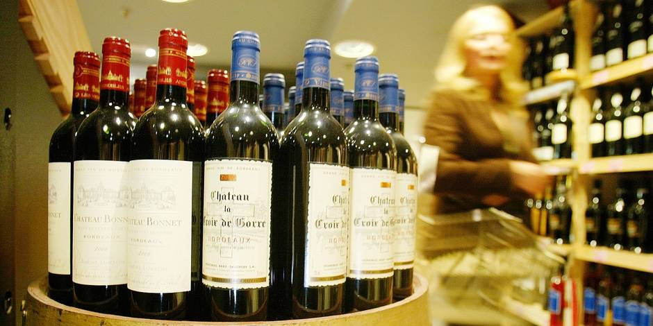 Foires aux vins : le match acharné entre Carrefour et Delhaize - La DH