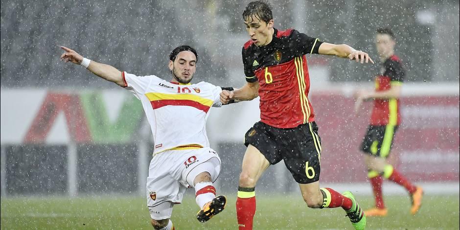 Qualification UEFA European Under-21 Championship 2017: Belgium vs Montenegro