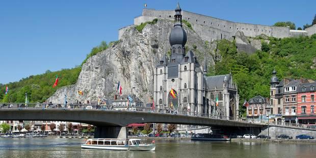 Le corps sans vie retrouvé dans la Meuse à Dinant a été identifié - La DH