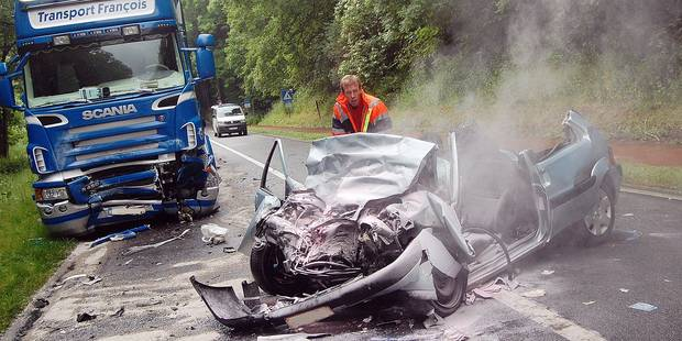 Alarmant: 12 tués sur les routes du Brabant wallon en six mois - La DH