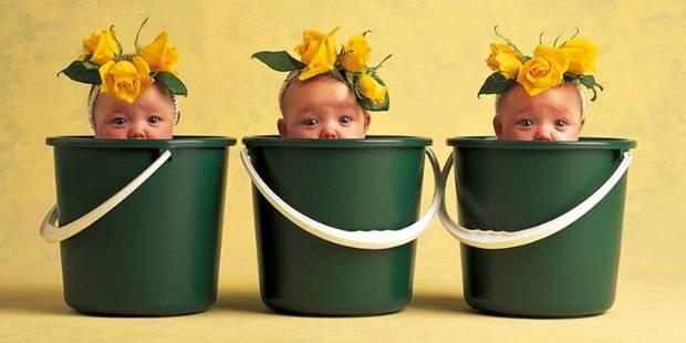 Que sont devenus les bébés photographiés par Anne Geddes? - La DH