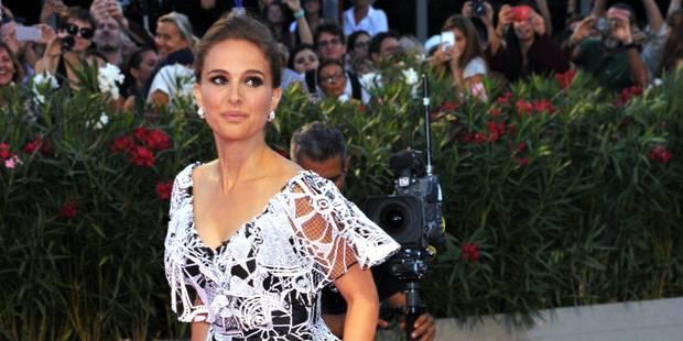 Natalie Portman, comme toujours divine sur le tapis rouge - La DH