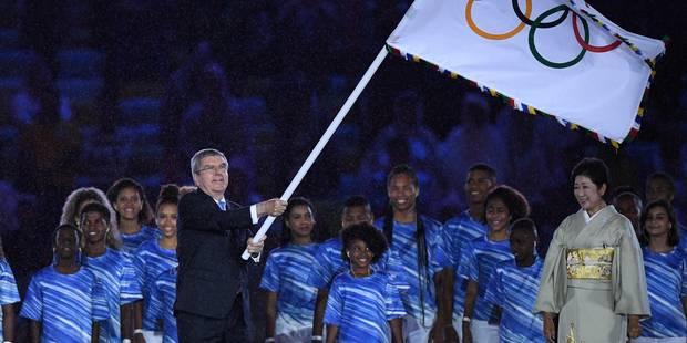 Jeux paralympiques: le président du CIO n'assistera pas à la cérémonie d'ouverture