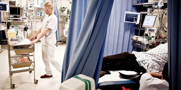 """Les urgences prises d'assaut: """"En 24 heures, on a près de 250 patients à traiter"""" - La DH"""