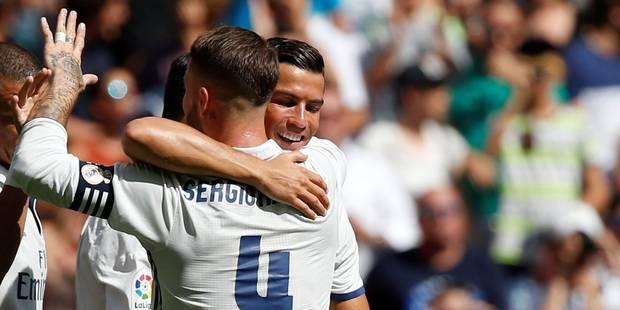 Liga: l'Atletico démarrent enfin, Ronaldo revenant et buteur, le Barça battu! - La DH