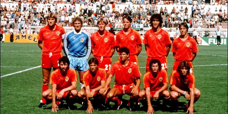 Belgique urss coupe du monde 1986 retour sur un match de l gende la dh - Coupe du monde de football 1982 ...