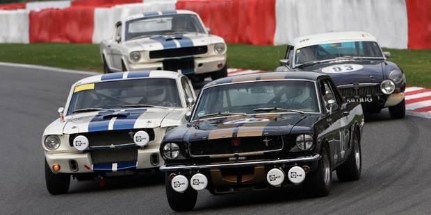 Spa-Francorchamps envahi par les vieilles mécaniques pour les Spa Six Hours! - La DH