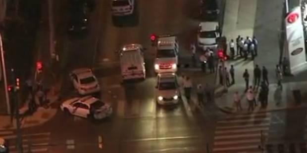Fusillade à Philadelphie: un homme abattu après avoir blessé six personnes dont deux policiers - La DH