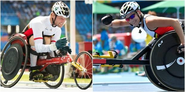 Jeux paralympiques: Peter Genyn en or pour la deuxième fois, Marieke Vervoort en bronze - La DH