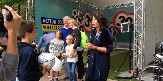 Bruxelles: lancement d'une campagne sur le respect des limitations de vitesse - La DH