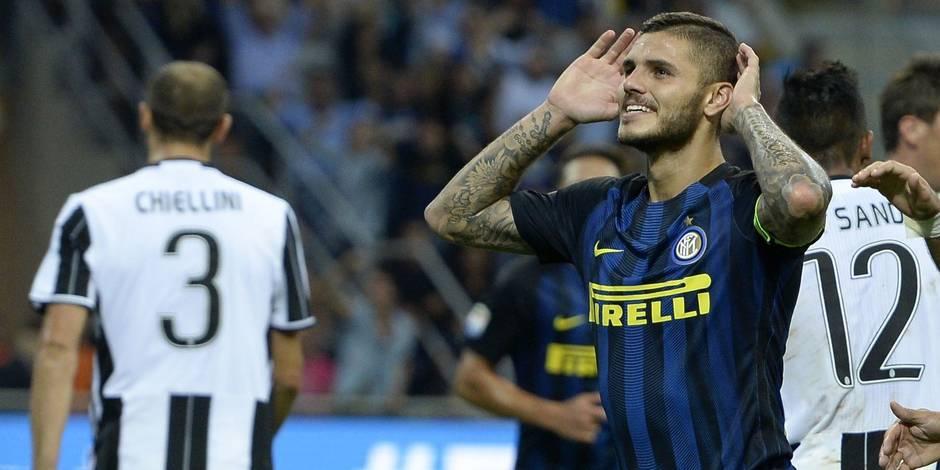 Serie A: L'Inter Milan fait chuter la Juventus