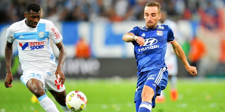 Ligue 1: Marseille et Lyon en toute stérilité