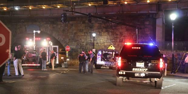 USA: plusieurs engins explosifs découverts dans un sac dans le New Jersey (VIDEO) - La DH
