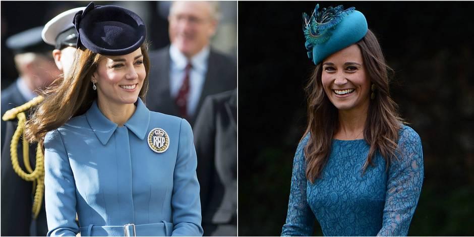 """Pippa Middleton en a assez d'être """"la soeur de"""""""