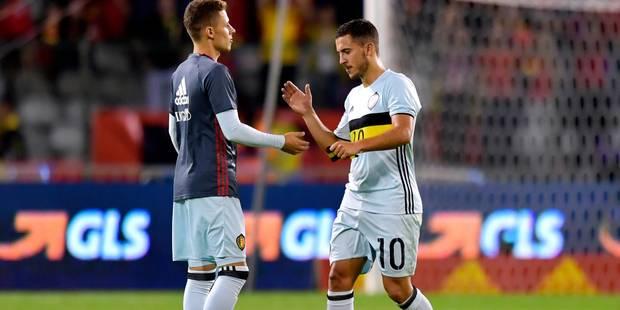 Et si Chelsea réunissait à nouveau Eden et Thorgan Hazard ? - La DH