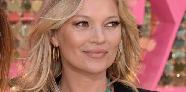 """Kate Moss lance sa propre agence pour """"créer des stars"""" - La DH"""