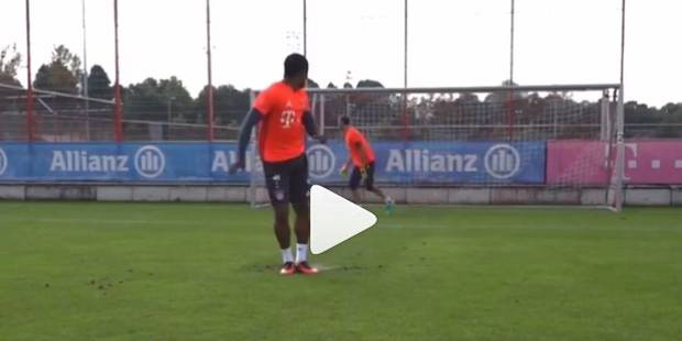 Douglas Costa invente le penalty-talonnade ! (VIDEO) - La DH
