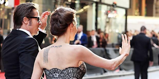Brad Pitt et Angelina Jolie : Retour sur un couple mythique - La DH