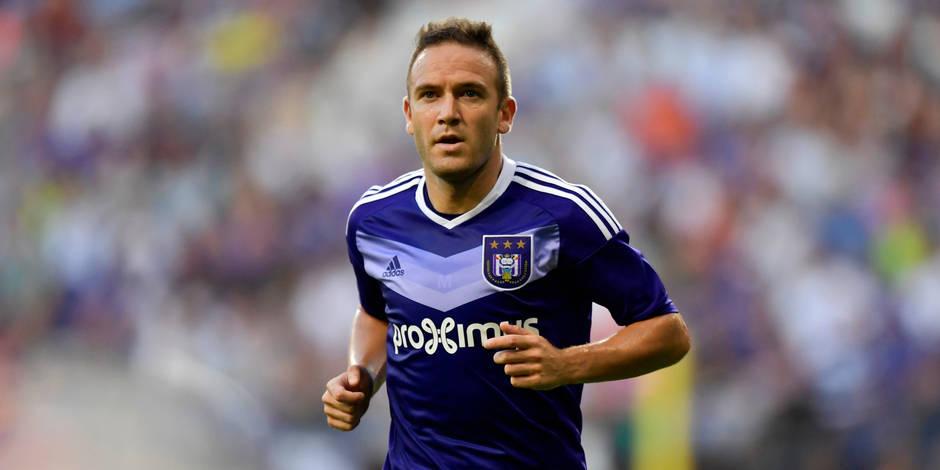 """Diego Capel : """"Je parle d'Anderlecht à Dani Alves"""" - La DH"""