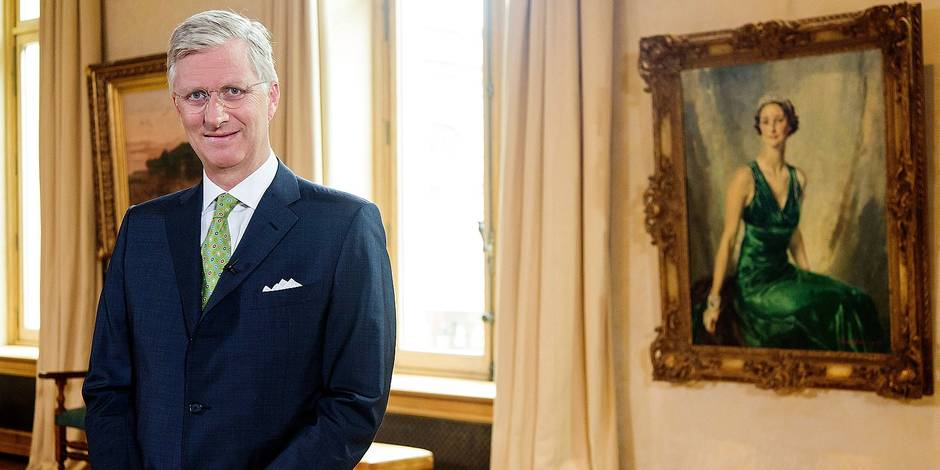 Speech of King Philippe for National Day