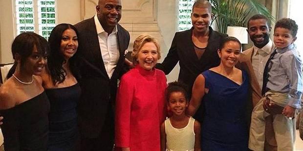 Hillary Clinton, une pompe à fric - La DH