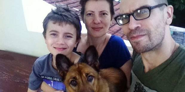 Opération sauvetage d'une famille belge retenue en Thaïlande depuis 1 an - La DH