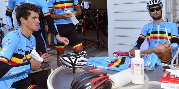 Championnats du monde sur route: voici la sélection belge! - La DH