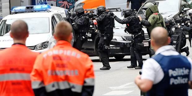 Bruxelles: une politique régionale de sécurité qui tâtonne - La DH