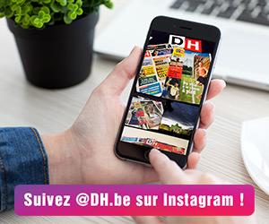 Suivez @DH.be sur Instagram !