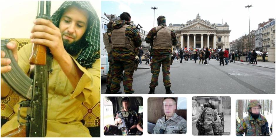 Daech a établi une liste de militaires belges à exécuter