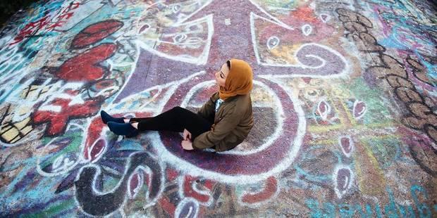 Une musulmane voilée dans les pages de Playboy - La DH