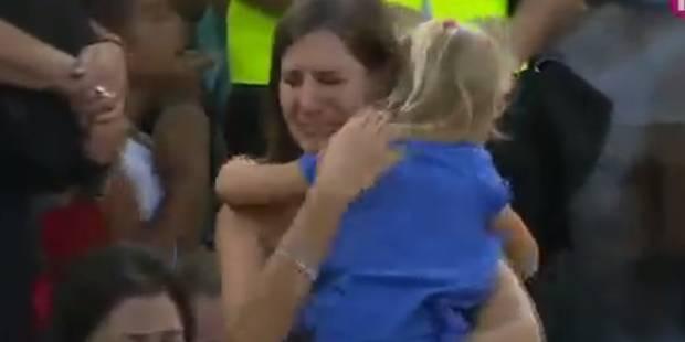 Nadal interrompt un match pour aider une mère à retrouver son enfant (VIDEO) - La DH