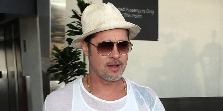 """Brad Pitt absent à une première de film pour se """"concentrer sur sa famille"""""""