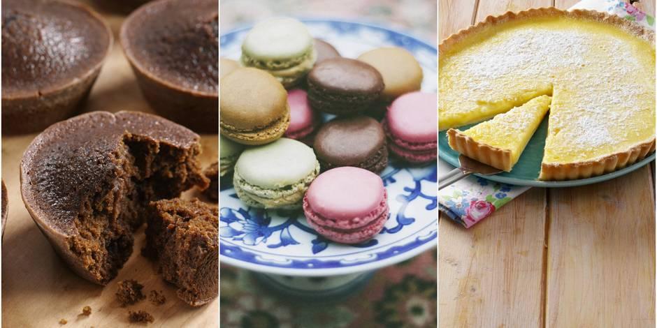 5 très bonnes pâtisseries artisanales avec un salon de thé