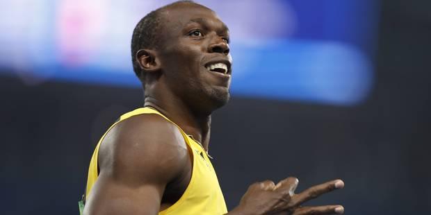 Quand Usain Bolt affronte monsieur et madame tout le monde sur 100m (VIDEO) - La DH