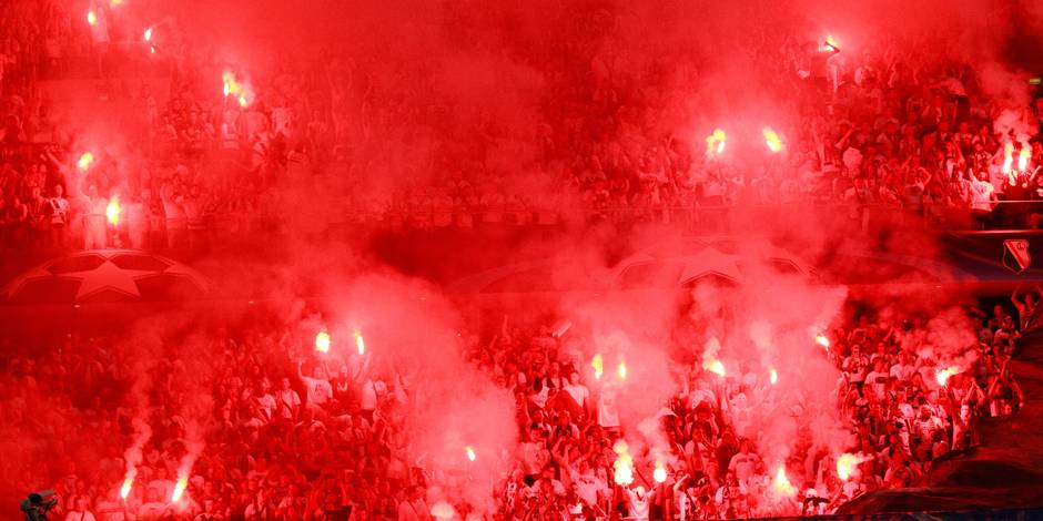 Le Legia Varsovie recevra le Real Madrid à huis clos