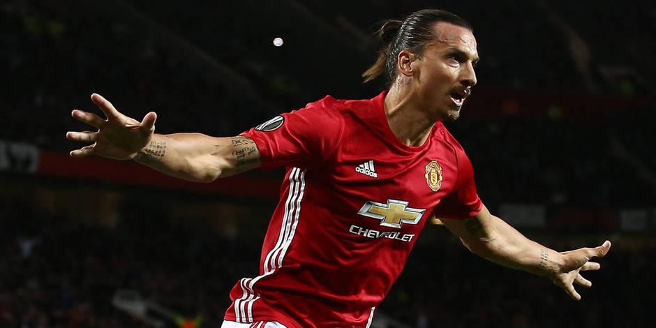 Europa League: Manchester United relancé par 'Ibra', l'Inter Milan coule