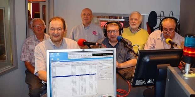 MA RADIO NOUVEAU STUDIO LESSINES
