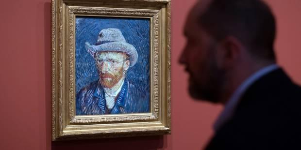 Deux peintures Van Gogh retrouvées 14 ans après avoir été volées - La DH